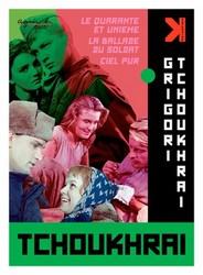 8f127cfaeed1 Très récemment, Potemkine nous a permis de reconsidérer Grigori Tchoukhrai  (on était un peu condescendant avec CIEL PUR, le film du dégel)   LA  BALLADE DU ...